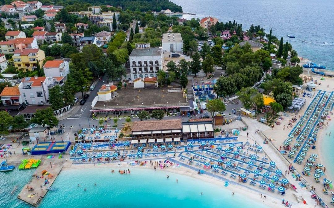 Ljeto u Hrvatskoj: Selce – hotel i annex Slaven 3*, paviljoni Slaven 2*