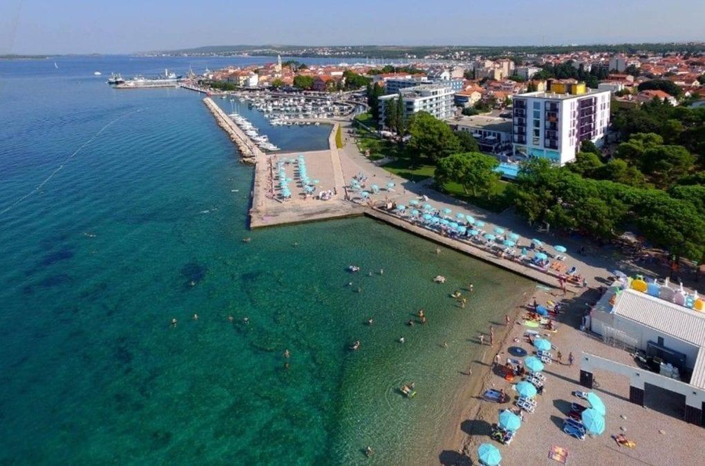 Ljeto u Hrvatskoj: Biograd na Moru – hotel Adriatic 3*