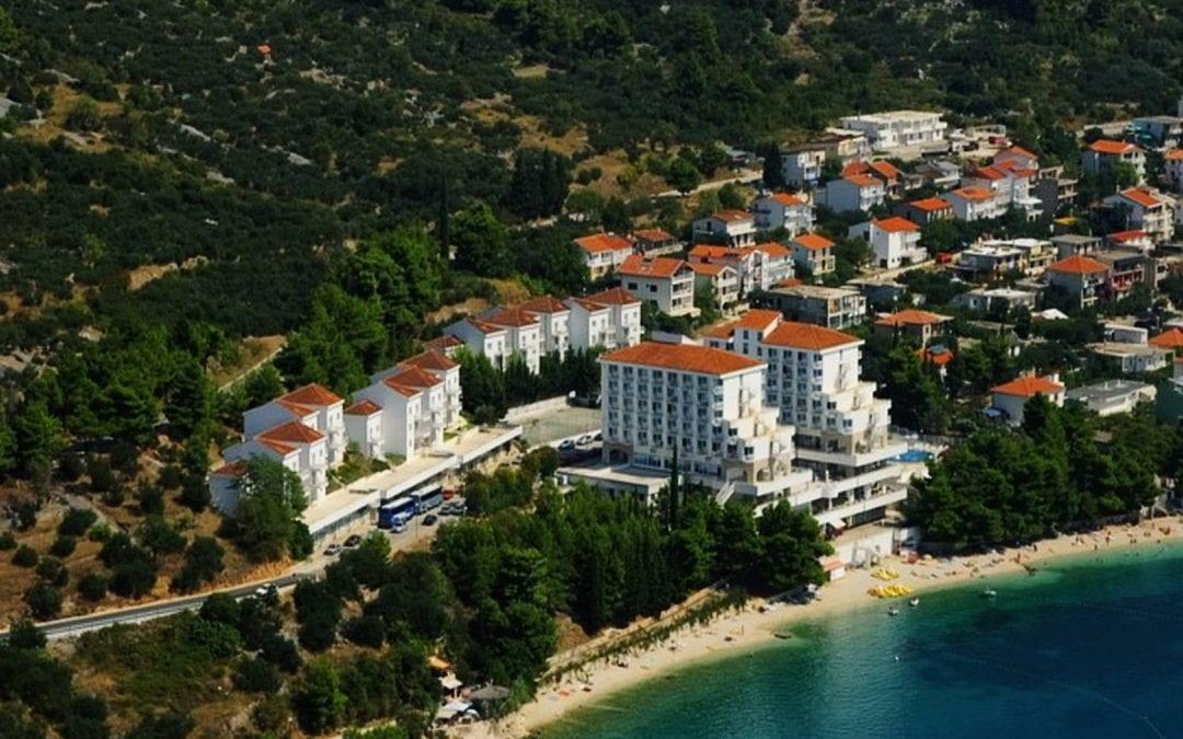 Ljeto u Hrvatskoj: Gradac – Adriatiq hotel Labineca 3*