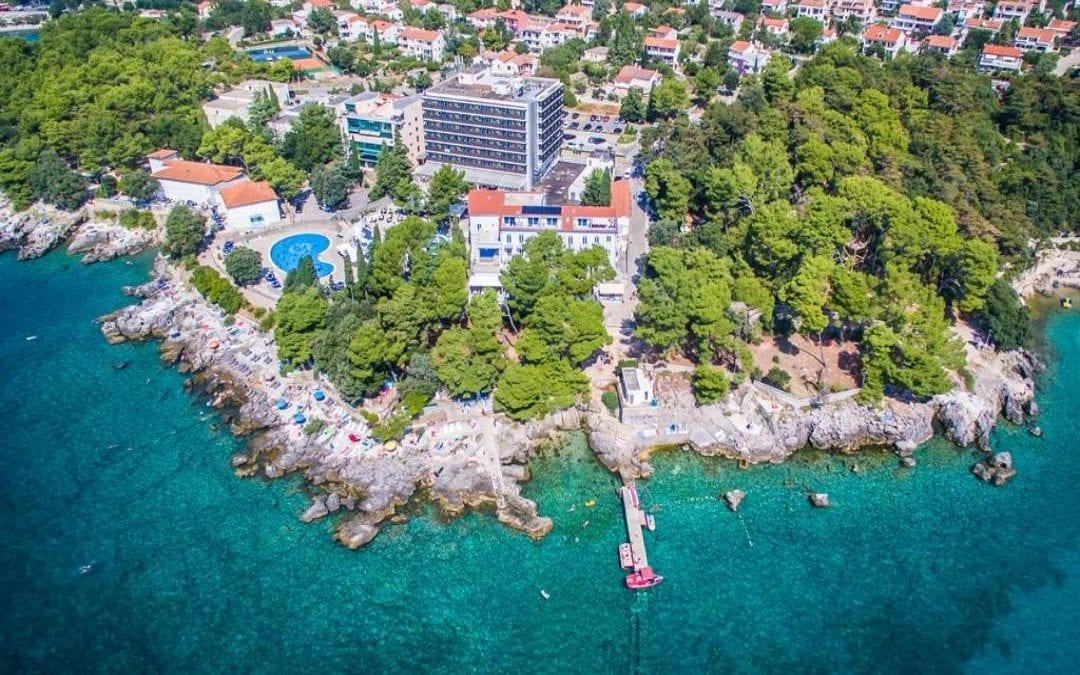 Ljeto u Hrvatskoj: Krk – hotel Dražica 3*