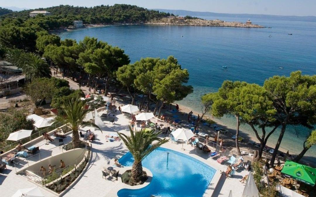 Ljeto u Hrvatskoj: Makarska – hotel Park 4*