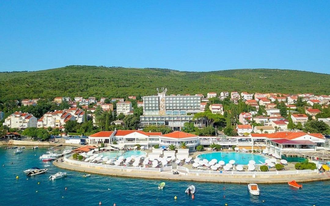 Ljeto u Hrvatskoj: Selce – hotel Katarina 4*