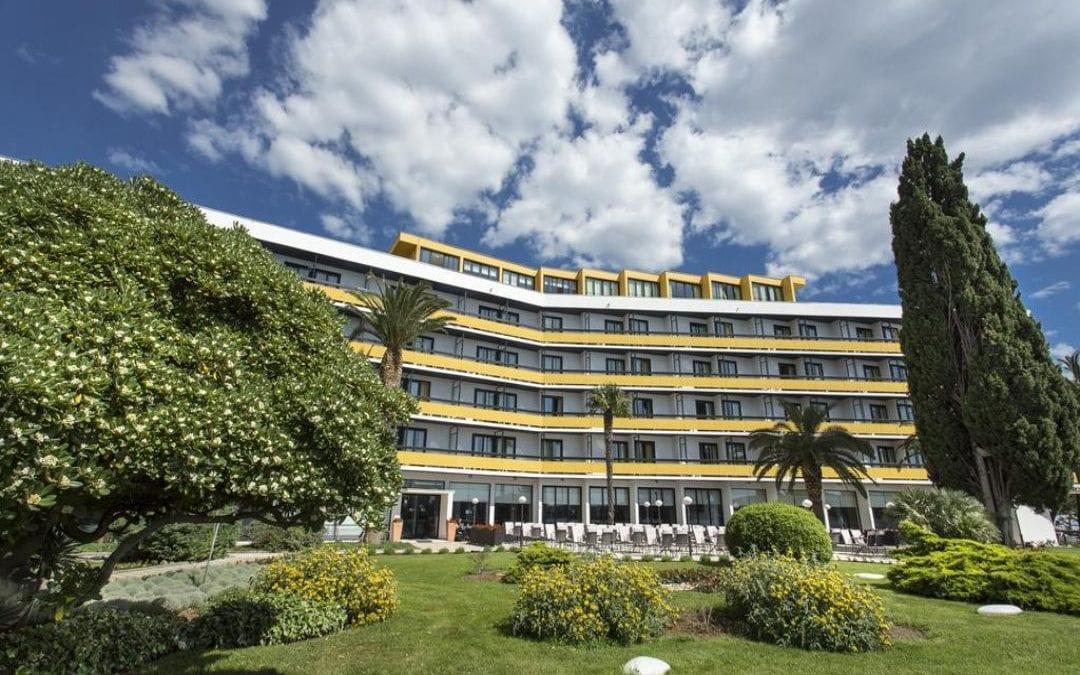 Ljeto u Hrvatskoj: Biograd – hotel Ilirija 4*