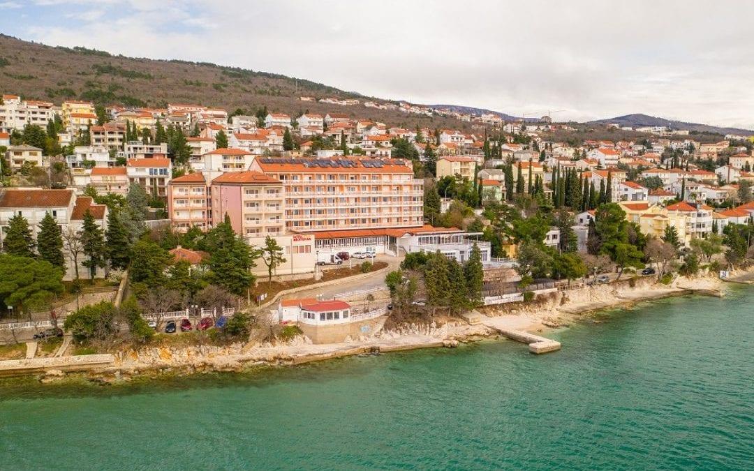 Ljeto u Hrvatskoj: Crikvenica – hotel Mediteran 3*