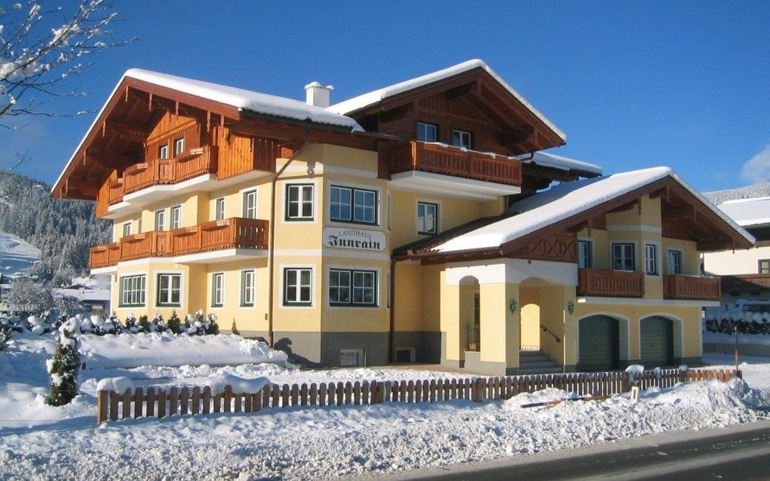 Apartmani Landhaus Innrain
