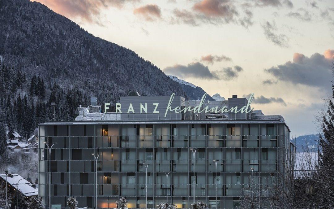 FRANZ ferdinand Mountain Resort 3*sup