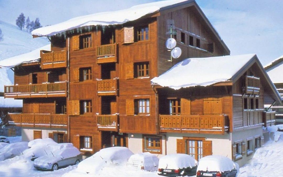 Les 2 Alpes – Residence Alpina Lodge