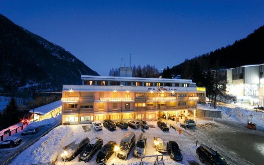 Hotel Sporting Ravelli 3*