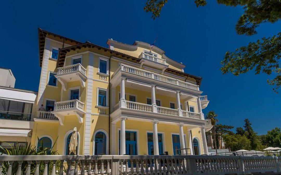 Jesen na Kvarneru: Crikvenica – hotel Esplanade 4*