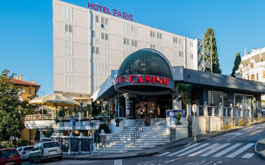 Jesen u Opatiji – hotel Paris 4*
