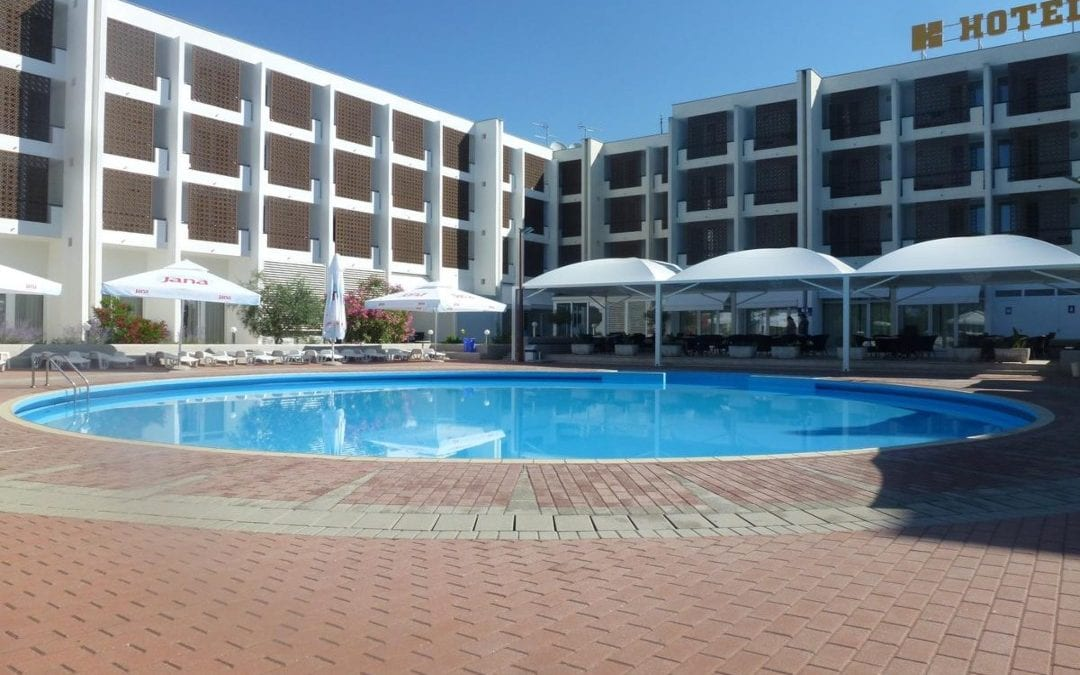 Jesen u Zadru – hotel Kolovare 4*