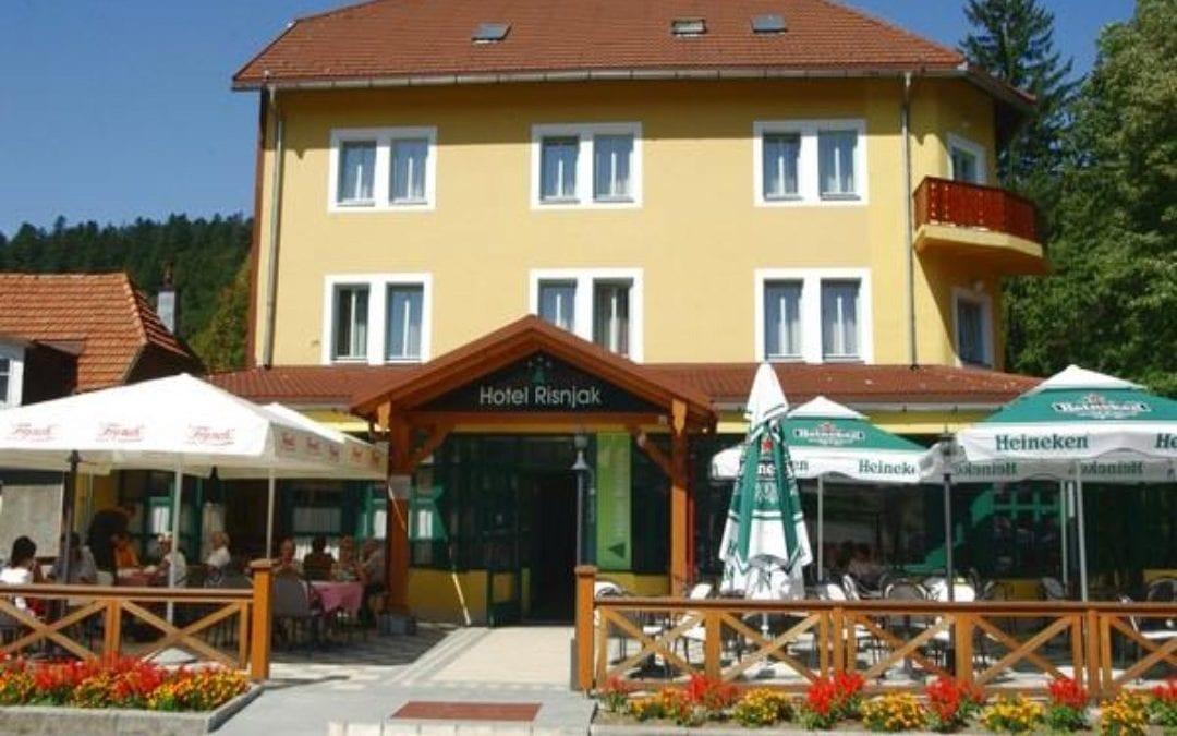 Jesen Gorskom kotaru – hotel Risnjak 3*