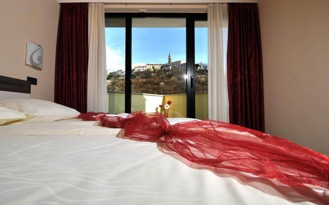 Jesen u Istri, Buzet – hotel Fontana 3*