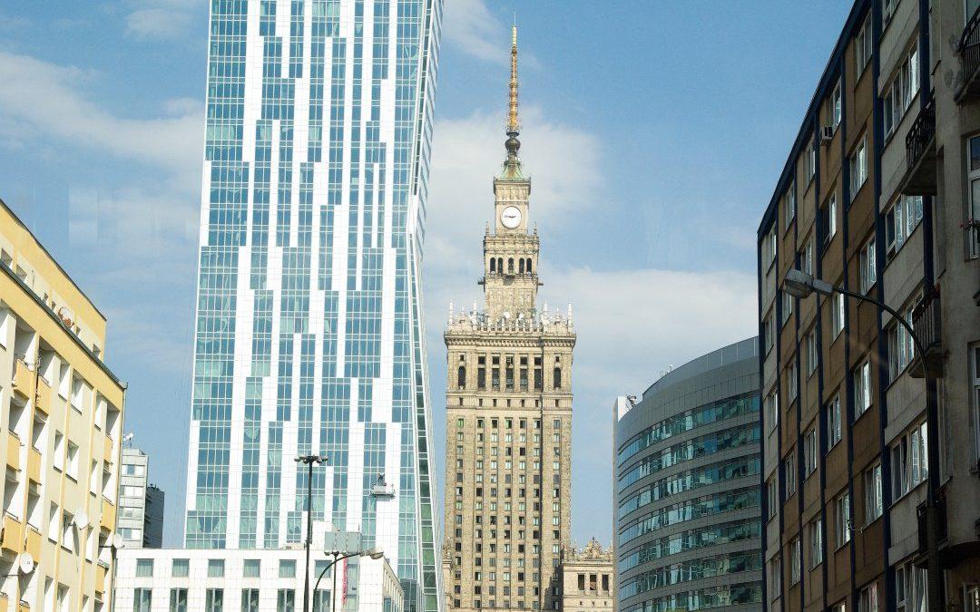 Varšava, 4 dana zrakoplovom