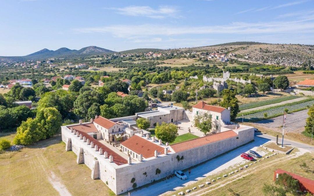 Jesen u Dalmaciji, Pakoštane – Heritage hotel Maškovića Han 4*