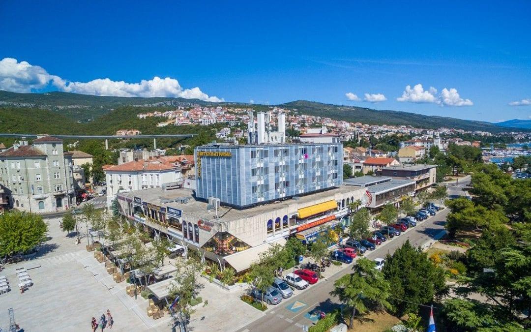 Ljeto u Hrvatskoj: Crikvenica – hotel International 2*