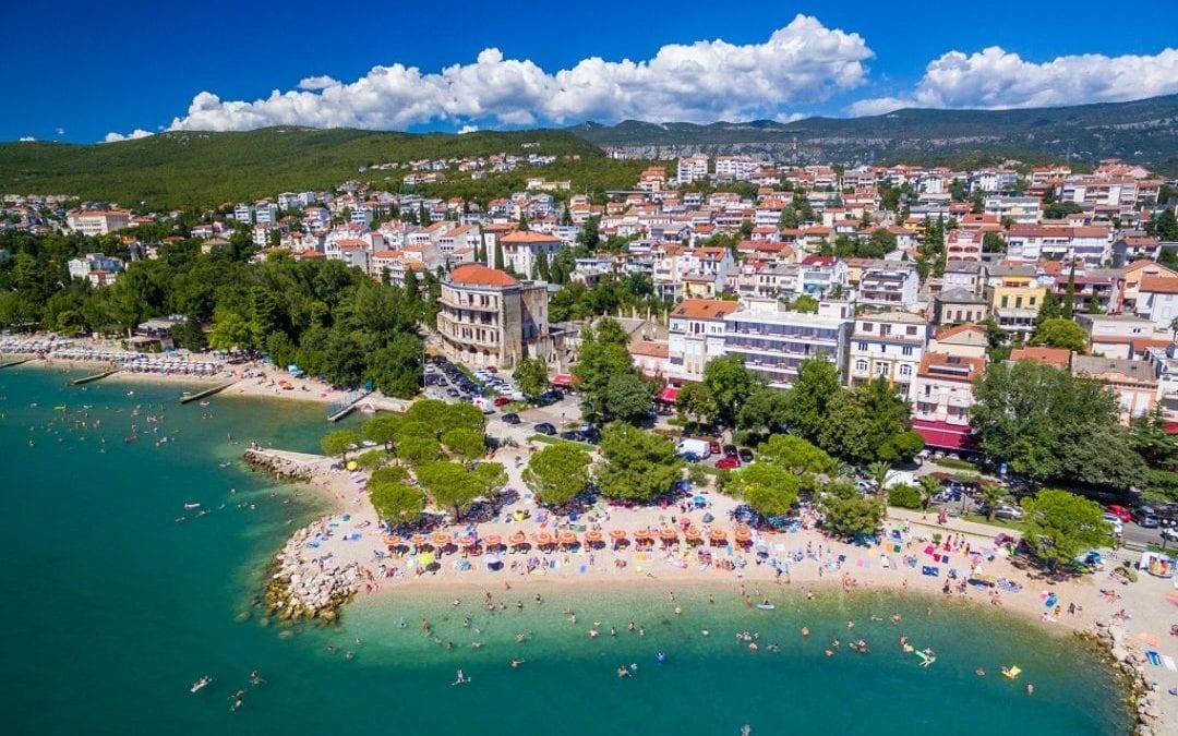 Ljeto u Hrvatskoj: Crikvenica – hotel Zagreb 2*
