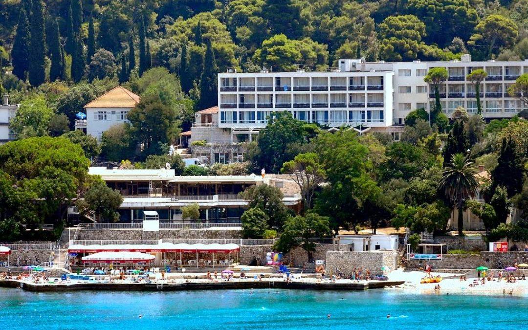 Ljeto u Hrvatskoj: Dubrovnik, uvala Lapad – Hotel Adriatic 2*