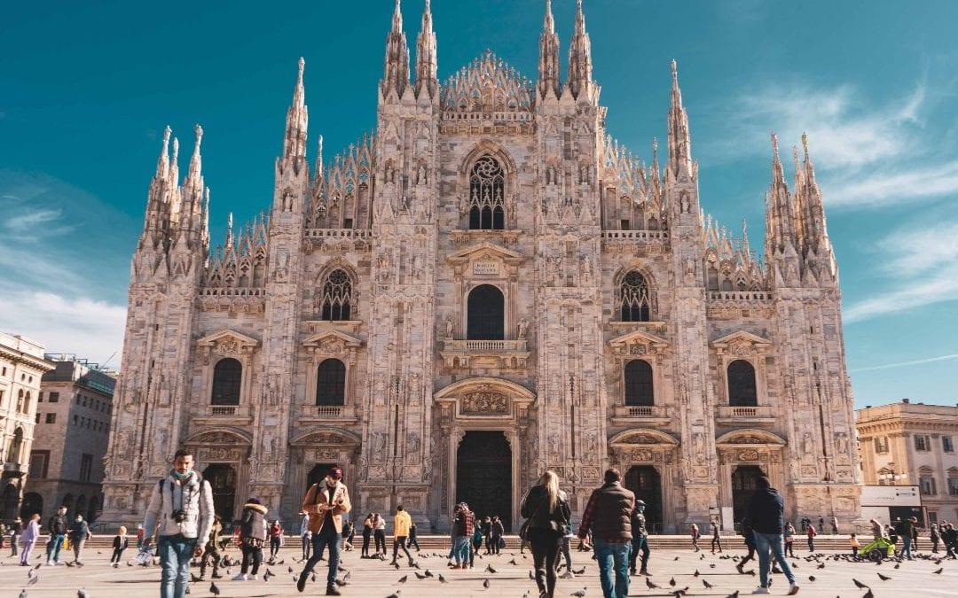 Milano, jezero Maggiore i Bergamo, 3 dana autobusom