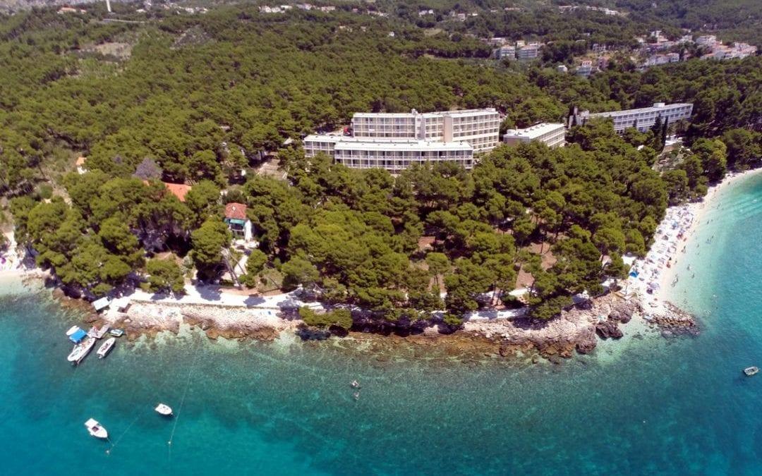 Ljeto u Hrvatskoj: Makarska rivijera, Brela – Bluesun hotel Marina 3*