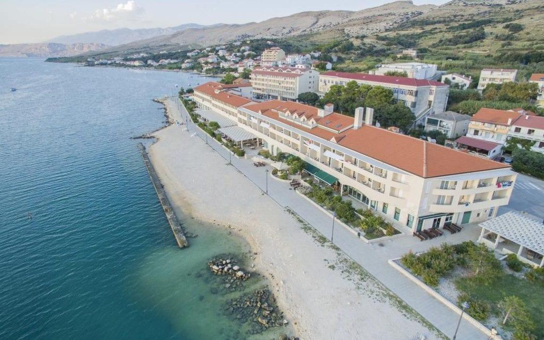 Ljeto u Hrvatskoj: Pag – hotel Pagus 4*