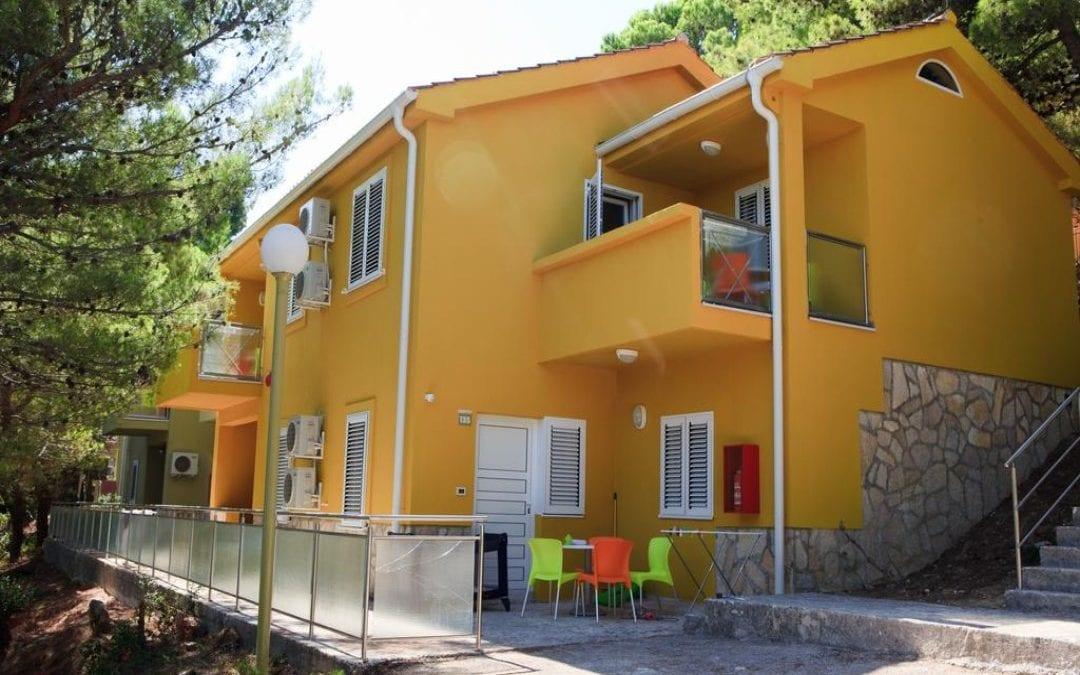 Ljeto u Hrvatskoj: Ugljan, Kukljica – Holiday park apartmani Zelena Punta