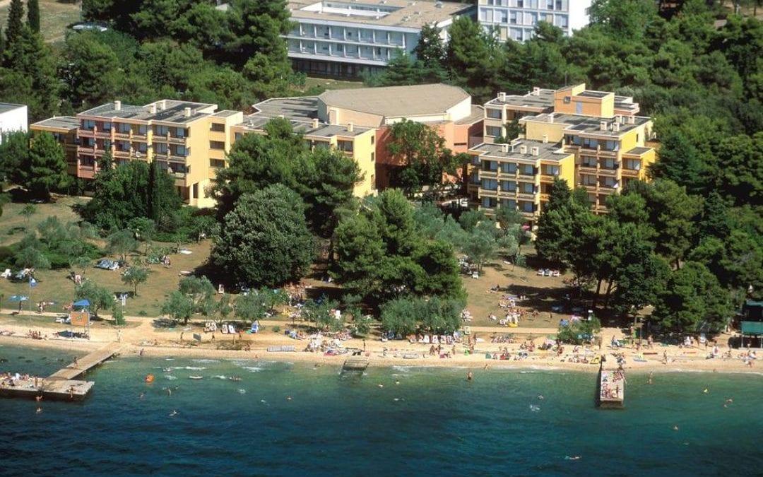 Ljeto u Hrvatskoj: Zadar, Borik – hotel Donat 3*