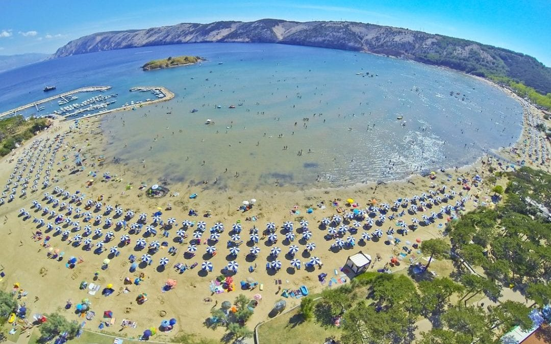 Ljeto u Hrvatskoj: otok Rab – San Marino Sunny Resort: Hotel Sahara/Rab 3*