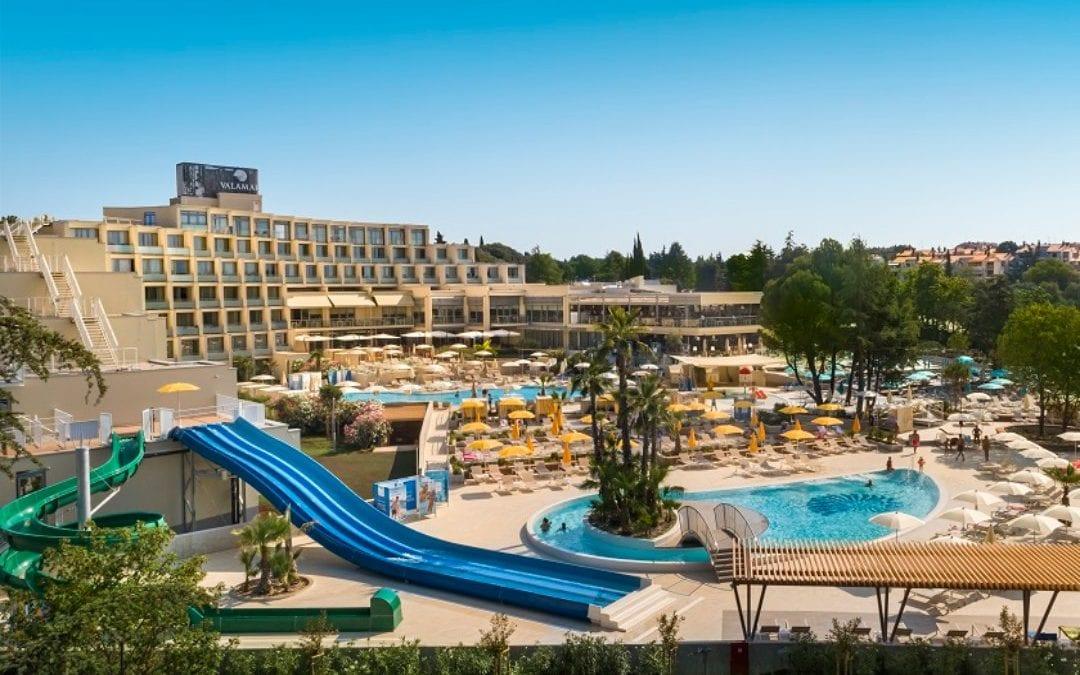 Ljeto u Hrvatskoj: Poreč – Valamar Parentino hotel 4*