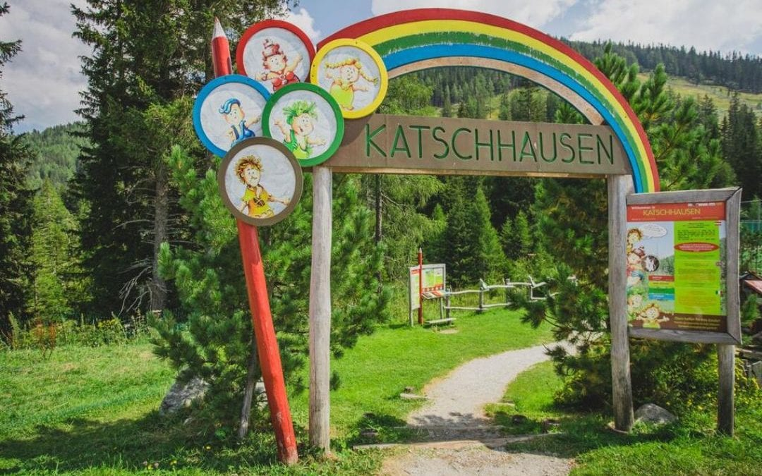 Zeleno ljeto: Austrija, Katschberg – hotel Basekamp