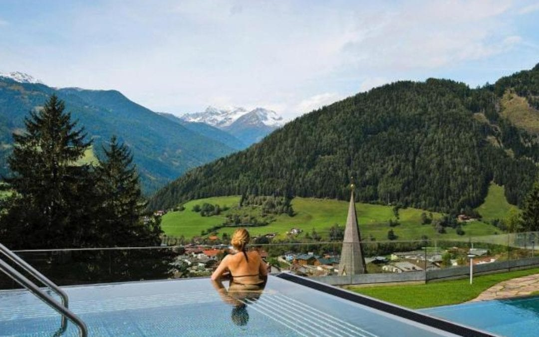 Zeleno ljeto: Austrija, Matrei – hotel Goldried 3*