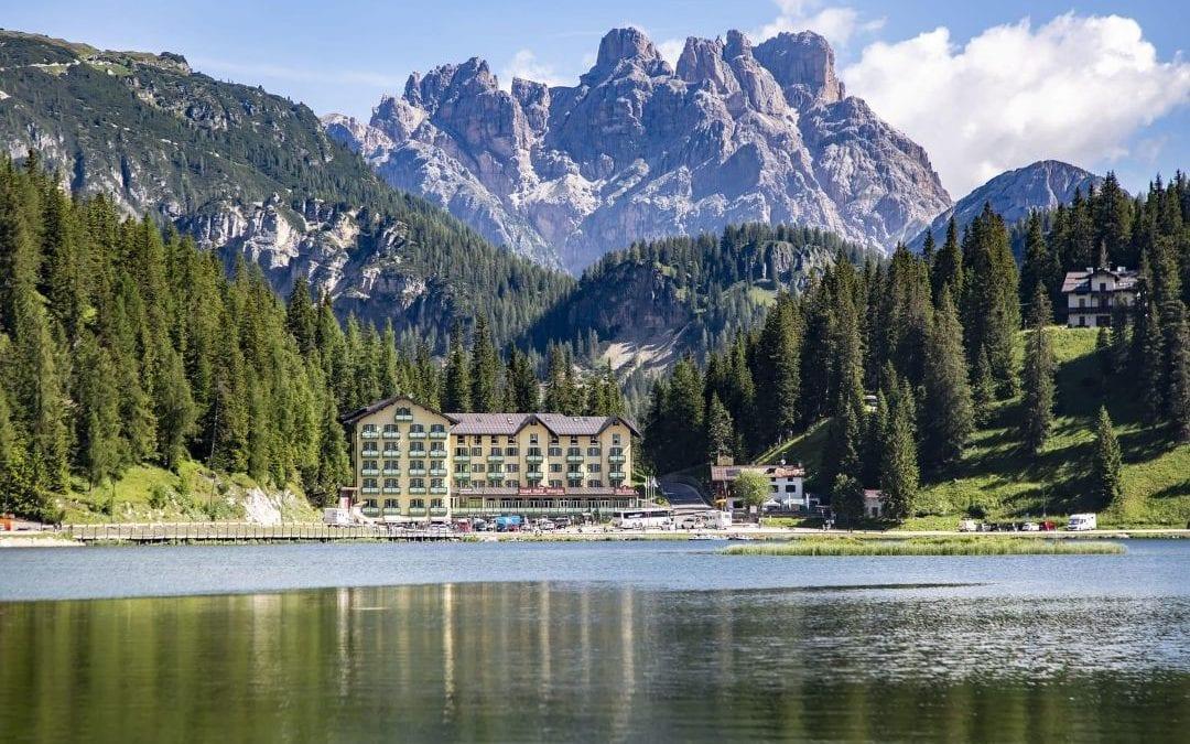 Zeleno ljeto: Italija, Misurina/Cortina d'Ampezzo – GH Misurina 4*