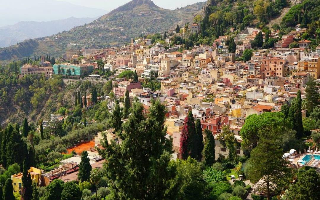 Sicilija, 4 dana zrakoplovom
