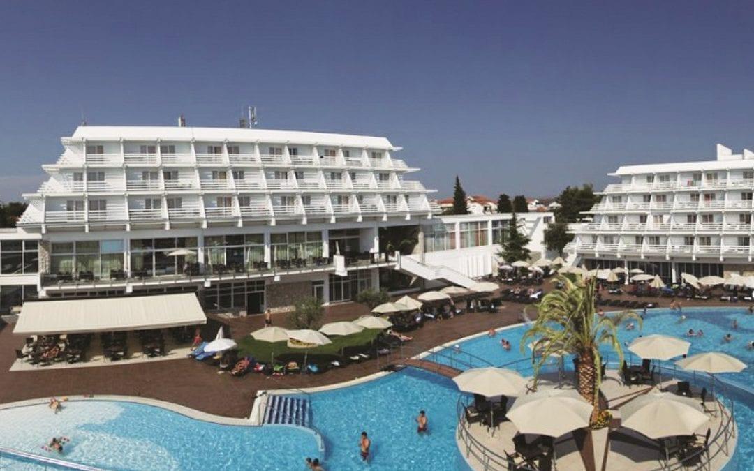 Ljeto u Hrvatskoj: Vodice – hotel Olympia 4*